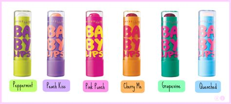 Maybelline Baby Lip Balm get some baby with maybelline baby