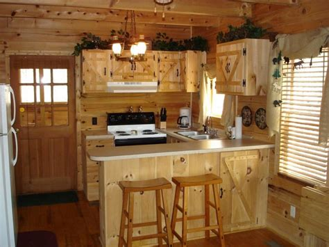 Log Homes Interior by Country Cottage Kitchen Designs Make A Lively And