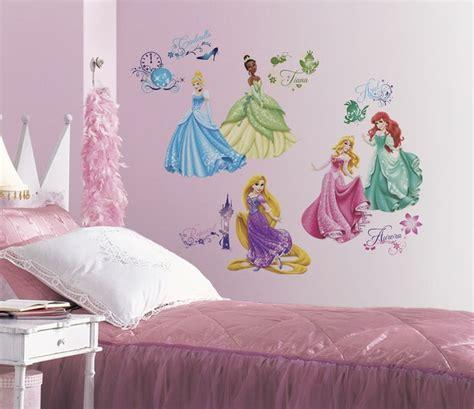 Disney Princess Wall Decals New Princesses Royal Debut Disney Princess Wall Decals For Rooms
