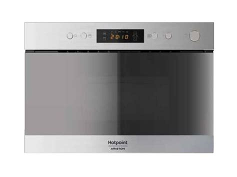 Microwave Ariston hotpoint ariston mn 314 ix ha microwave built in