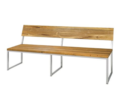 stainless steel garden bench stainless steel garden benches archiproducts model 10 chsbahrain com
