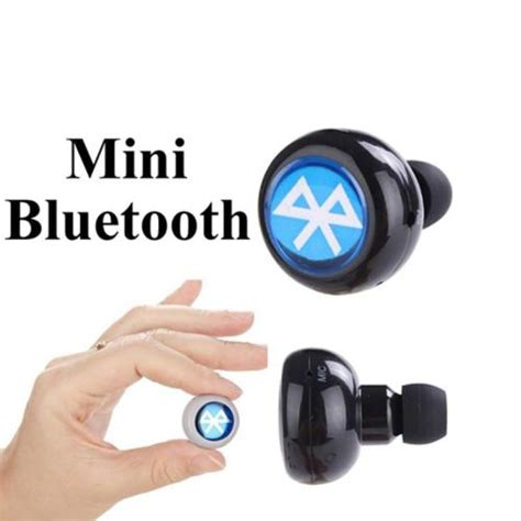 Headset Bluetooth Mini Bluetooth Earphone Bluetooth Mini other accessories wireless bluetooth earphone mini in ear headset headphone earbud was sold