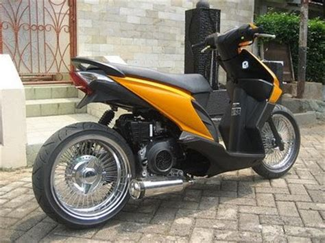 As Roda Belakang Beat Vario Kvg Asli Ahm honda beat modifikasi back sweet spesifikasi harga motor modifikasi jupiter z mx cbr 150 cc