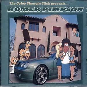color changin click color changin click homer pimpson mixtape