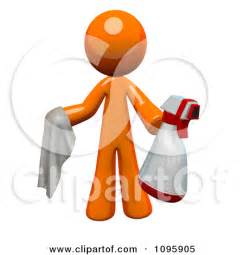 Royalty free rf janitor clipart illustrations vector graphics 1