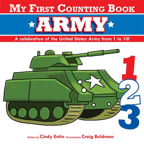 libro the armies winner of my first counting book army book by cindy entin official publisher page simon schuster