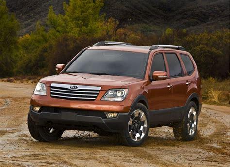Kia Mohave Review 2009 Kia Borrego Pictures Photos Gallery Motorauthority