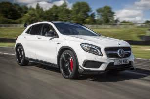 mercedes amg gla 45 review 2017 autocar