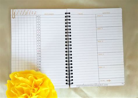 Calendar Journal My Indian Version Bullet Journal Monthly Layout Ideas