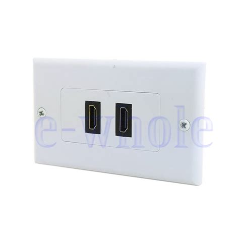 Faceplate Hdmi Panel Oulet Socket Murah calculating import charges import charges shown at