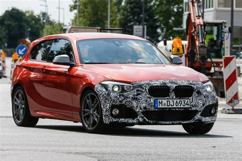 Bmw 1er Facelift Mobile by Erwischt Bmw 1er Facelift Magazin Von Auto De