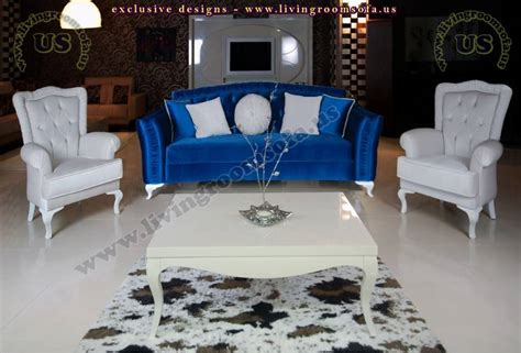 blue sofa set living room living room sofas interior designs