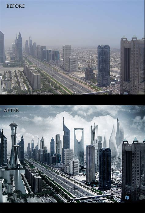 photoshop designing jobs in dubai dubai before and after souheil abdesselam archinect