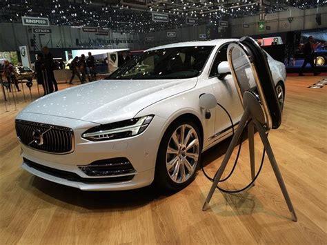 volvo 2019 electrique voiture 233 lectrique volvo 224 partir de 2019 auto carid 233 al
