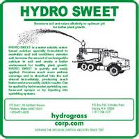 Swetty Hydro hydroseeding supplies hydrograsscorp