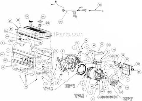 powermate pmc605000 parts list and diagram ereplacementparts