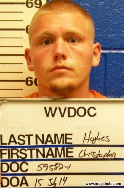 Mercer County Wv Arrest Records Christopher H Hughes Mugshot Christopher H Hughes Arrest Mercer County Wv