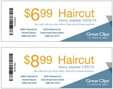 haircut coupons orem utah free great clips coupon for july printable coupon