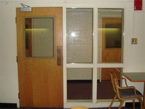 Replace Wired Glass In Healthcare Facilities Saftifirst Wired Glass In Doors