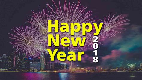 new year or happy new year 2018 images with free happy new