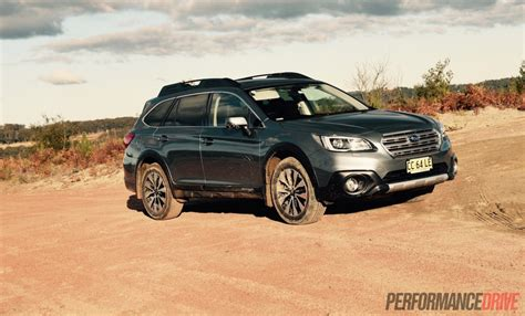 2015 Subaru Outback Review Video 2 0d 2 5i