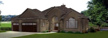 House With 3 Car Garage by 3 Car Garage On House Plans By E Designs 1