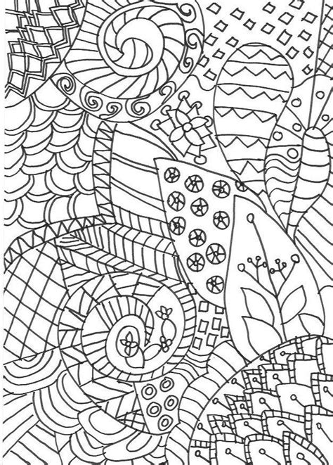 free detailed coloring pages for older kids az coloring