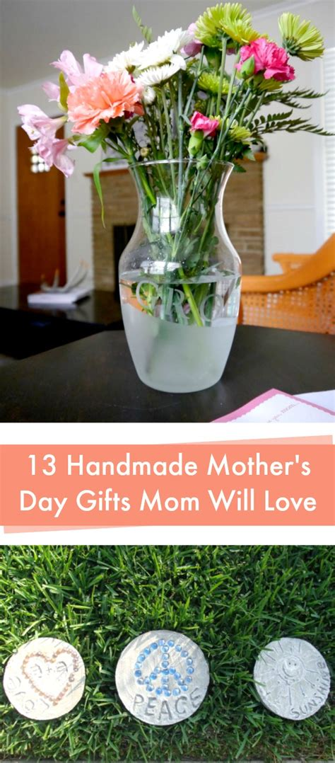 Handmade S Day Gifts - handmade mothers day gifts c r a f t