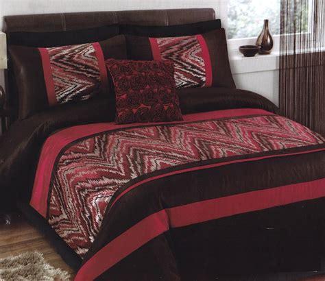 Maroon Duvet Cover Luxurious Jacquard Black Burgundy Maroon King Quilt Doona