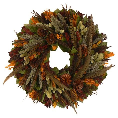 autumn wreaths 20 beautiful wreaths for fall