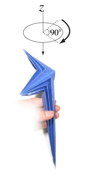 origami star of bethlehem comot