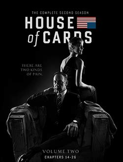 house of cards season 2 house of cards season 2 wikipedia