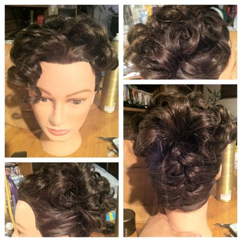 hairstyles to do on manikin 1000 images about updo on pinterest wolves glamorous