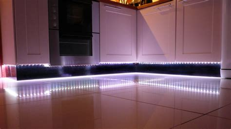 Kitchen Unit Led Lights Installing Plinth Lights How To Fit Kitchen Unit Lights Diy Doctor