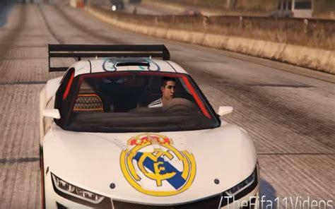 Cr7 Auto by If Cristiano Ronaldo Were In Grand Theft Auto 5