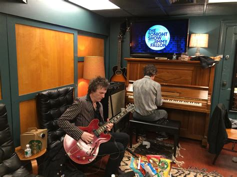 Room For Tonight by The Replacements Return To Nbc Studios To Play The Tonight