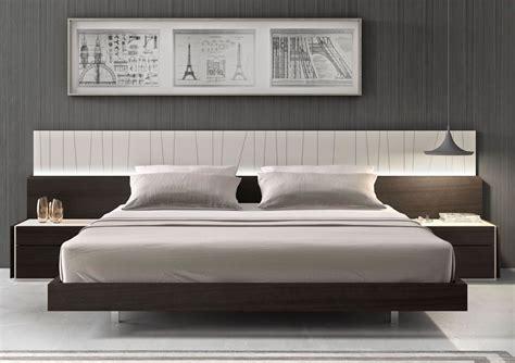 porto modern platform bed  led bett modern schlafzimmer set und schlafzimmer