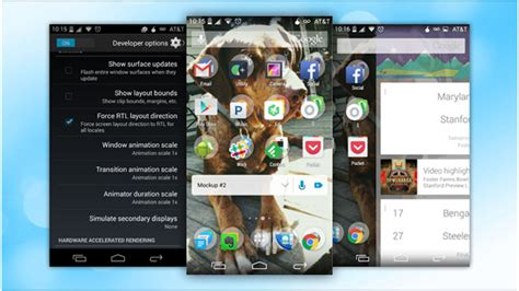 android layout enabled enable android s secret right to left layout if you re
