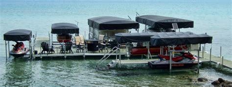 craftlander boat lift canopy craftlander boat lift odonnells docks