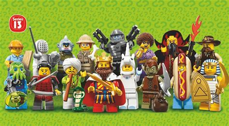 Lego Simpsons S2 Minifigures No 13 Groundskeeper Willie lego news minifigures dinosaurs the chronicle