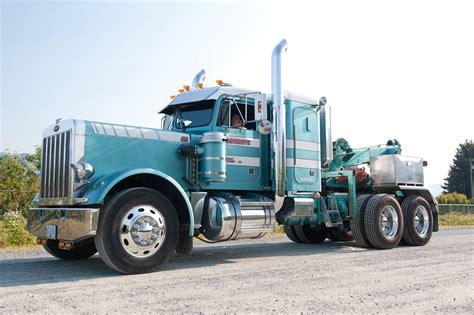 Peterbilt 379 Interior Bc Big Rig Weekend 2012 Pro Trucker Magazine Canada S