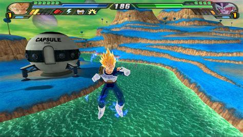 mod game dragon ball z budokai tenkaichi 3 dragon ball z budokai tenkaichi 3 ingames pictures