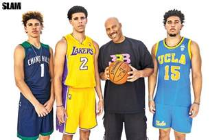 a whole new ball game lavar ball writes about his family