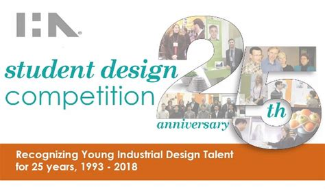 design houseware competition marking a milestone industrial designers society of