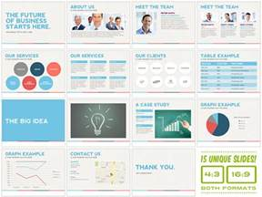 Powerpoint Pitch Template by Universal Pitch Deck One Powerpoint Template On Behance