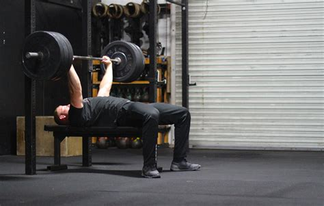 crossfit bench press wod workout of the day wod college station crossfit aggieland