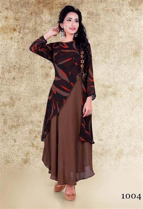 new pattern kurti designs princess vol 1 designer kurtis 4 pc catalog stуℓιѕհ