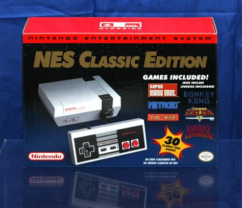 nintendo nes classic is palm size comes pre installed with 30 mikeshouts are the and play retro consoles worthwhile usgamer
