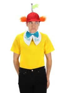 Tweedle Dee And Tweedle Dum Costumes Alice In Wonderland Tweedle Dee Tweedle Dum Kit
