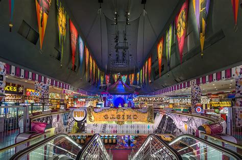 Of Nevada Reno Time Mba by Circus Circus Reno Midway Renovation Q D Construction
